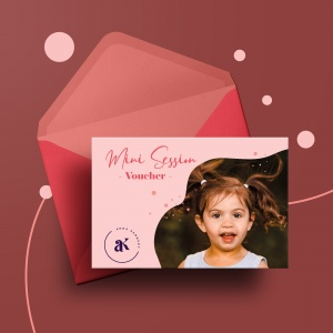 Mini Session Photography Voucher