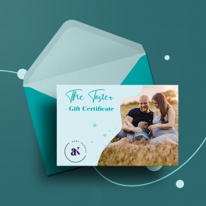 The Taster Photography Gift Certificate