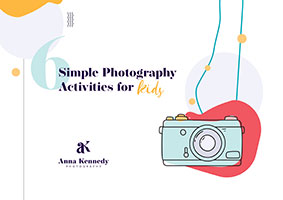 JOIN MY LIST, GRAB THE PHOTOGRAPHY ACTIVITY BOOK + GET 20% OFF YOUR SESSION FEE
