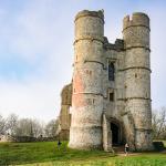 Photograph of Donnington Castle near Newbury