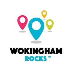 As seen on Wokingham Rocks